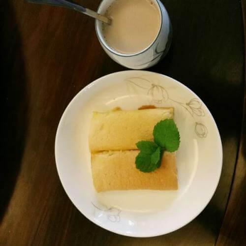 日本棉花小蛋糕