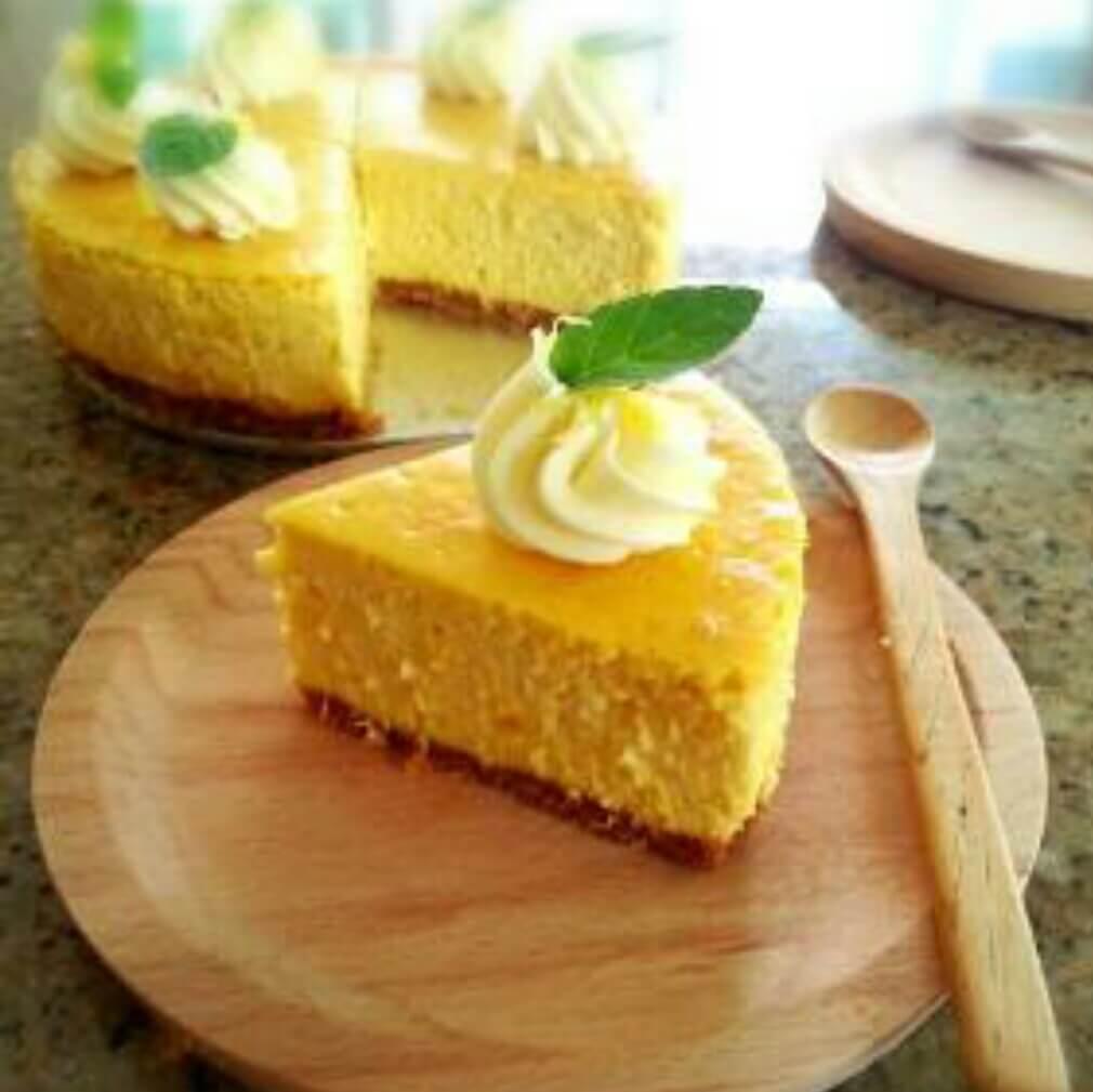 慕司南瓜芝士蛋糕