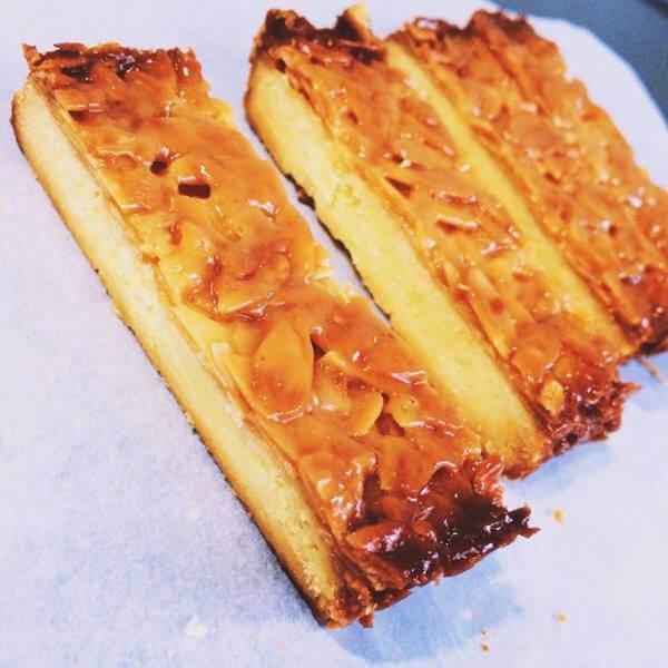 杏仁芝士饼