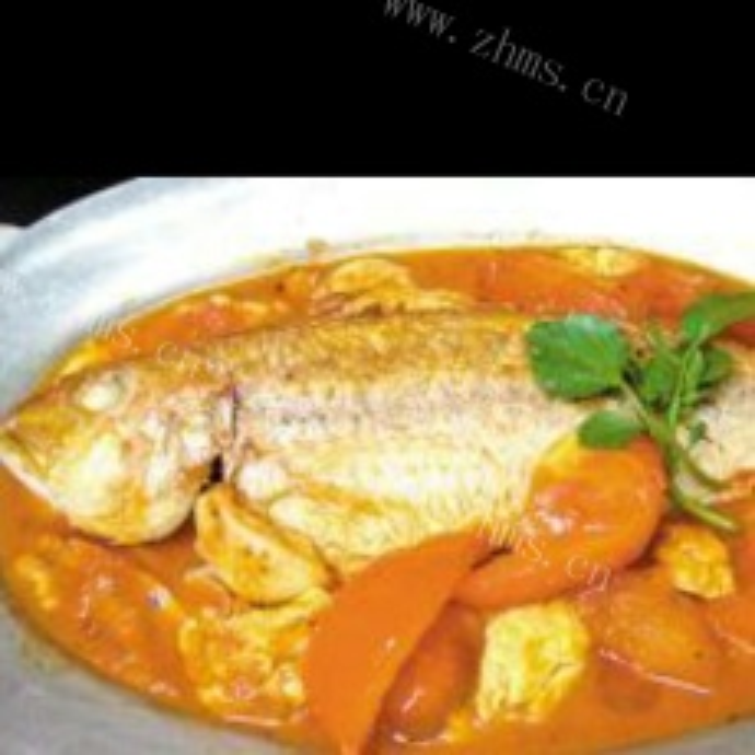 茄汁红衫鱼