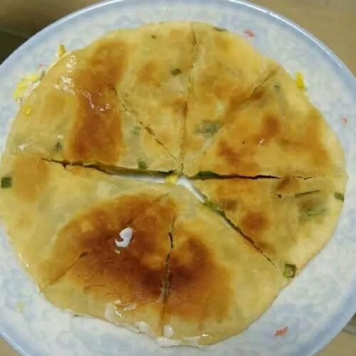 自制葱油酥饼