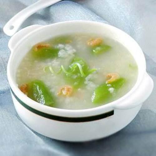 沙蛤丝瓜汤