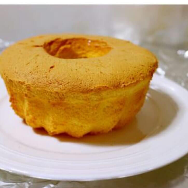 柠檬戚风蛋糕