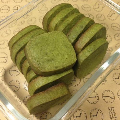 绿茶小饼-花生小饼