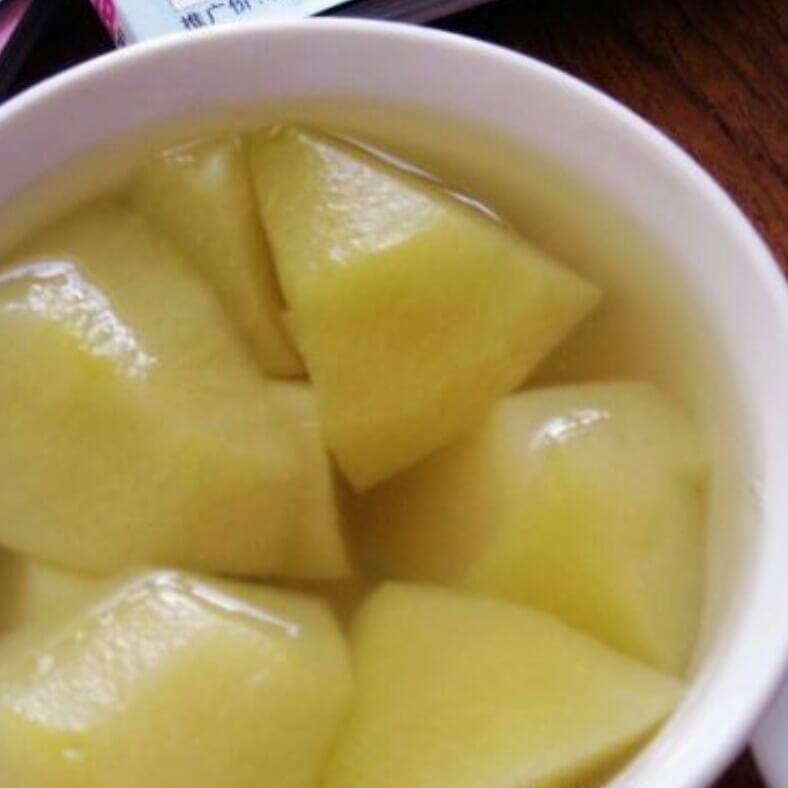 糖水久保桃罐头