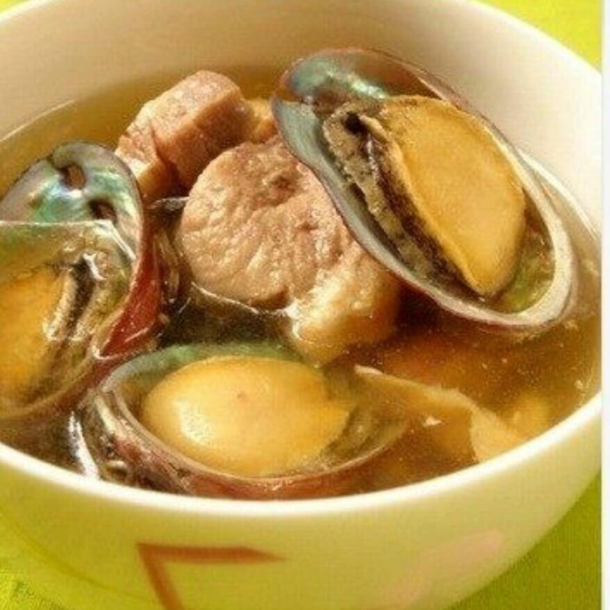 瘦肉鲍鱼汤