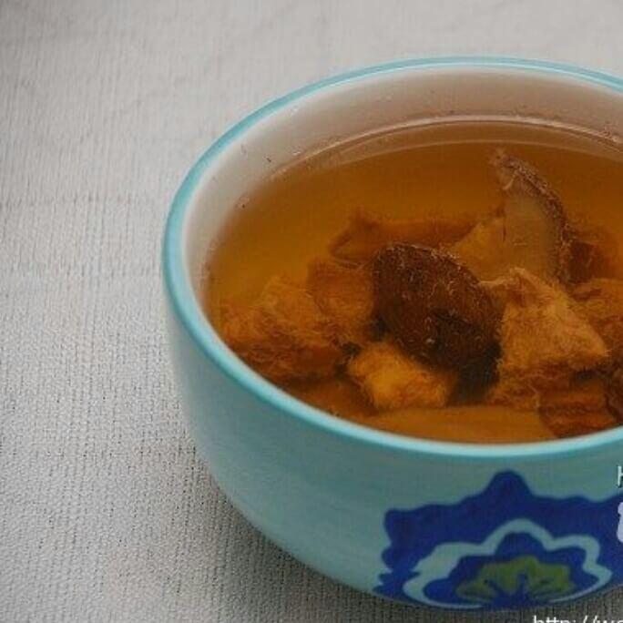 咸橄榄海螺汤