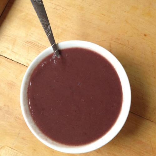 冬瓜红豆沙