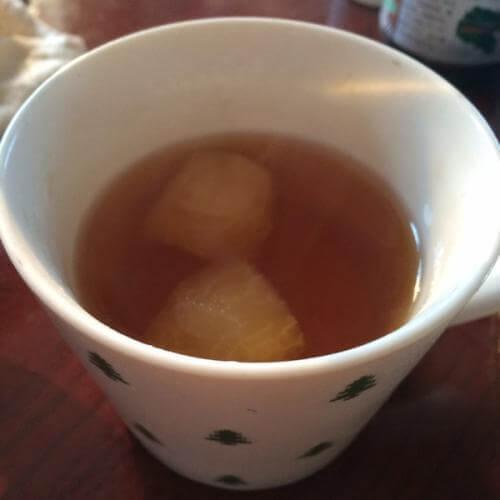 香蜂草苹果茶