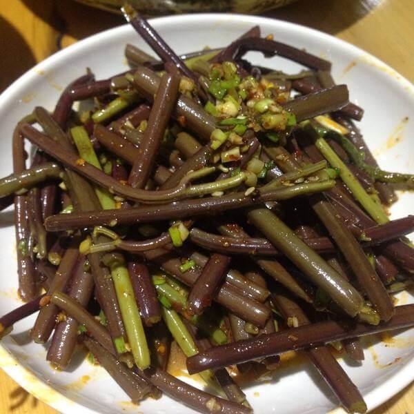 蕨菜滑里脊