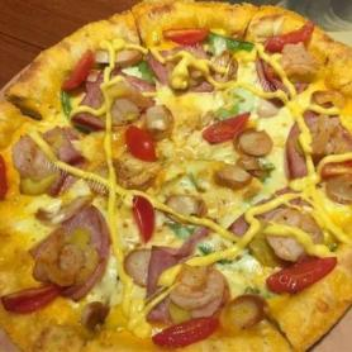 猪肉丸子PIZZA