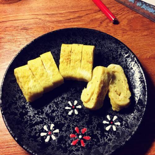 不一样的煎蛋——日式厚蛋烧——美丽厨娘