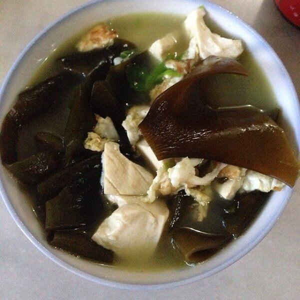 海带豆腐炖肉