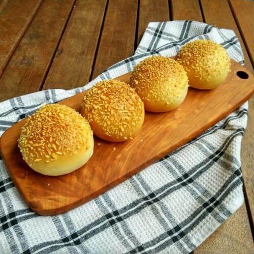 美味的咖喱面包