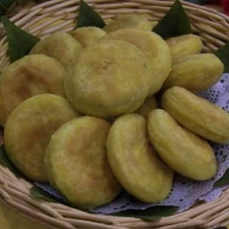 农家玉米饼