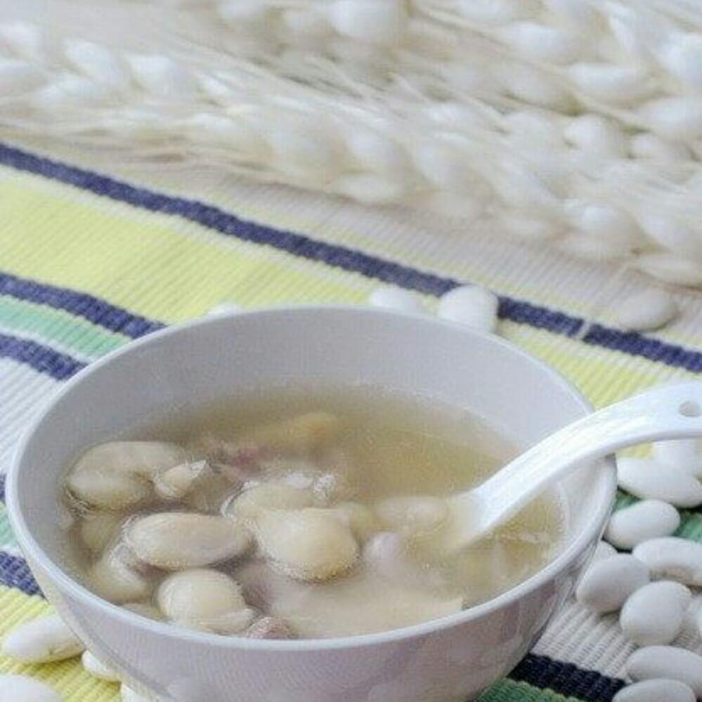 排骨白芸豆汤