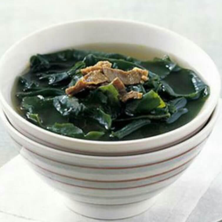 海带决明瘦身汤
