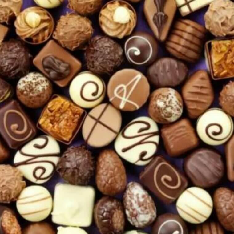 巧克力DIY