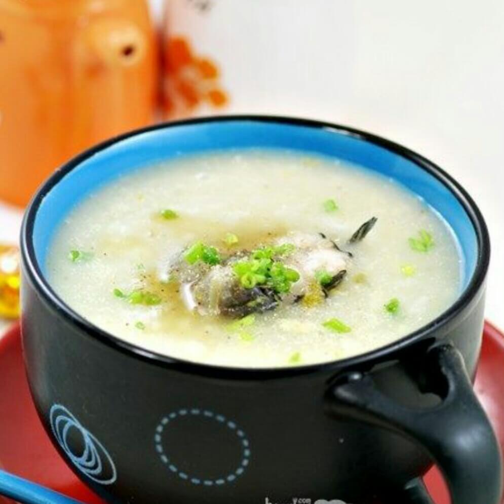 温香黄锋鱼粥