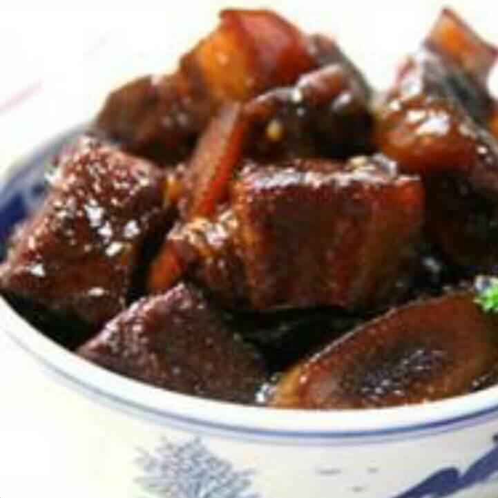 牛蒡红烧肉