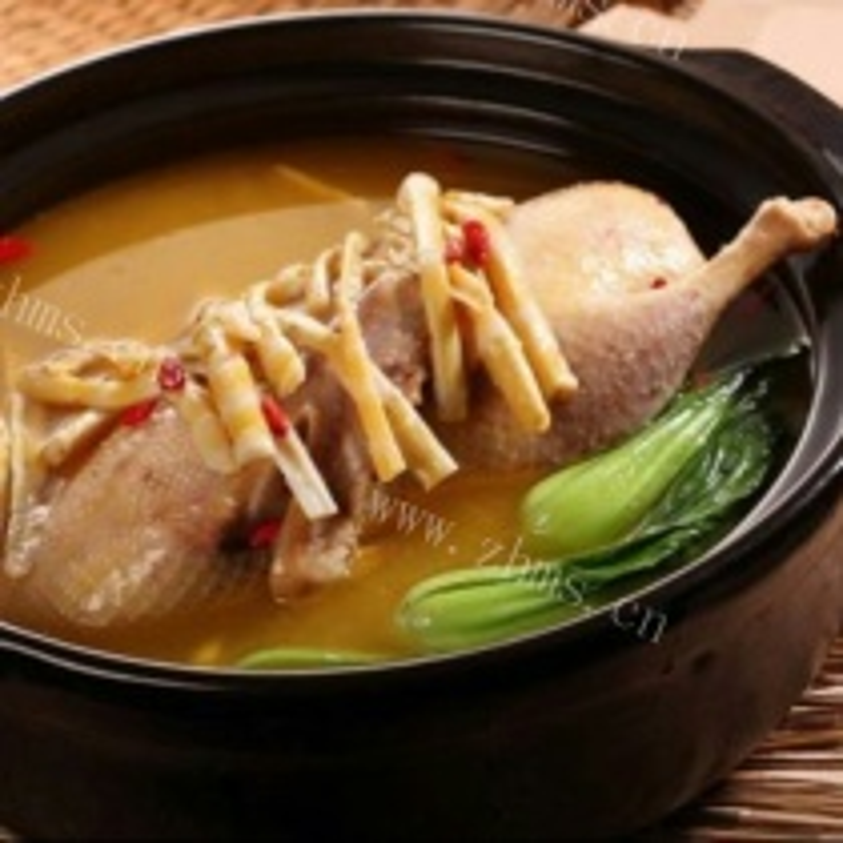 杭州老鸭汤