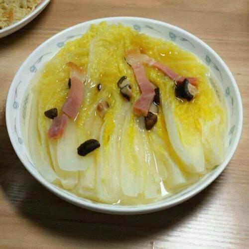 鲜虾粉丝炖娃娃菜