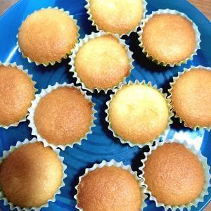 黄金杯子海绵蛋糕