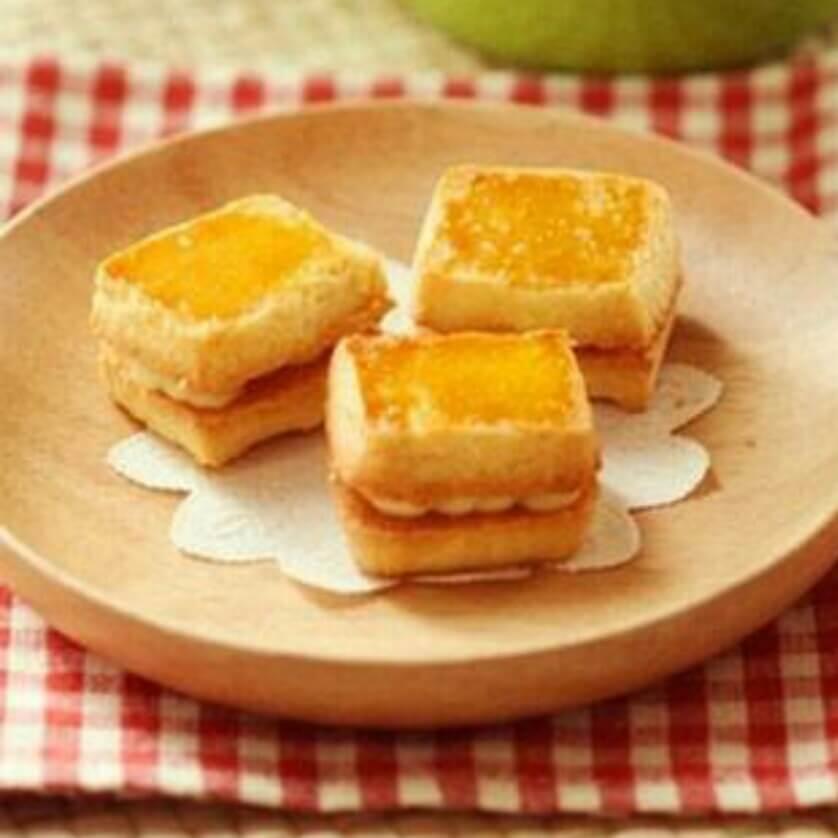 南瓜奶酪酥饼