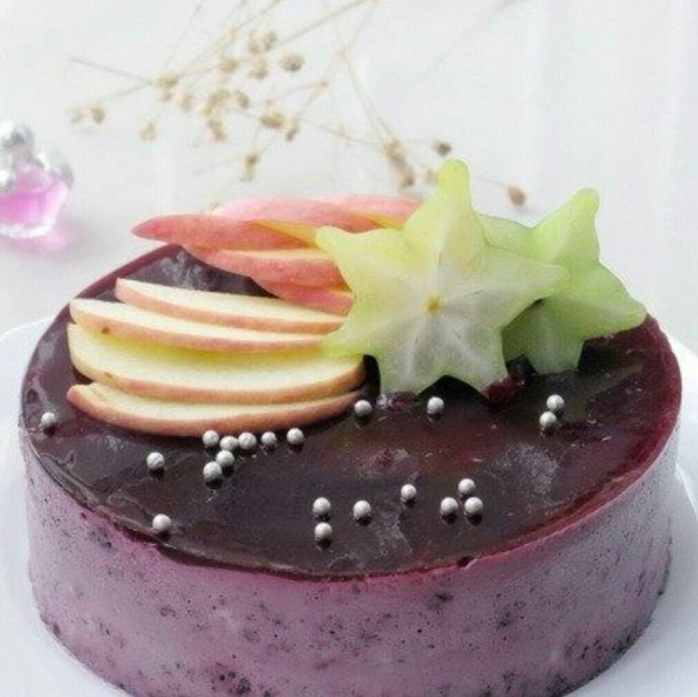 桑椹慕丝蛋糕