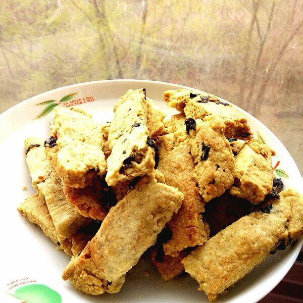 肉松海苔咸味饼干