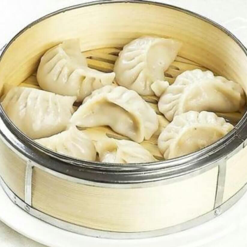白菜蒸饺的做法