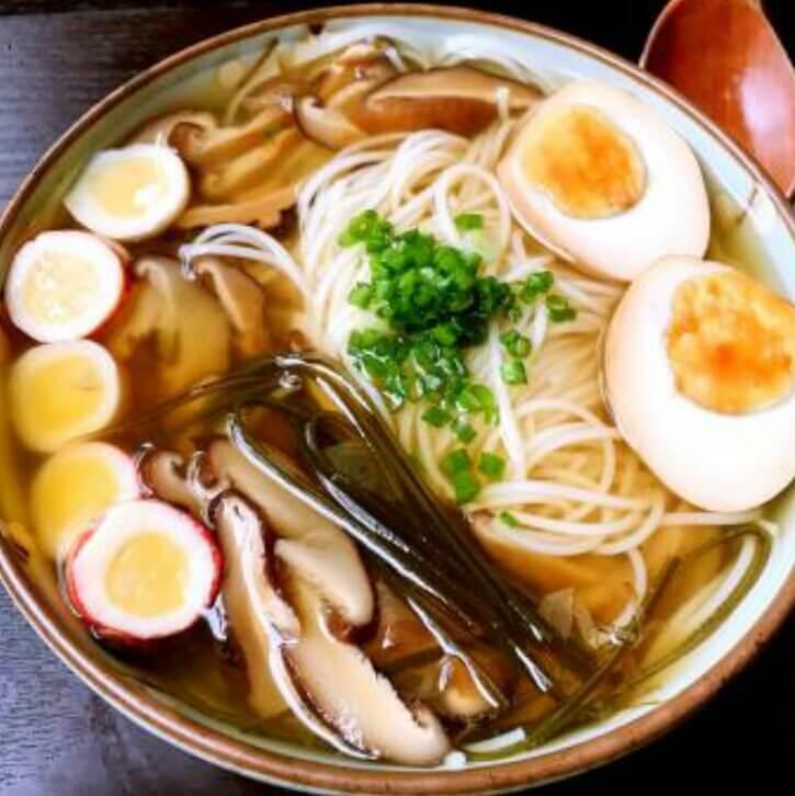 简单的日式味噌汤