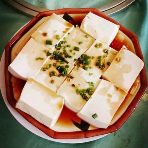 客家媳妇蒸的豆腐