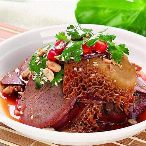 川菜美味——夫妻肺片