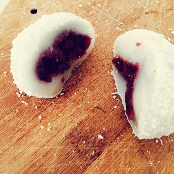 红豆糯米年糕