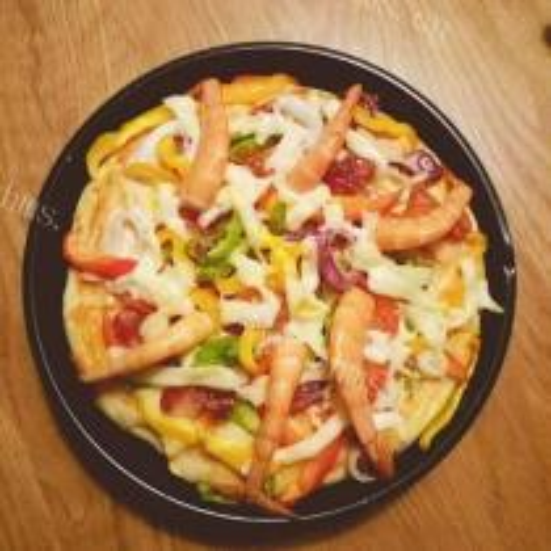 海鲜pizza