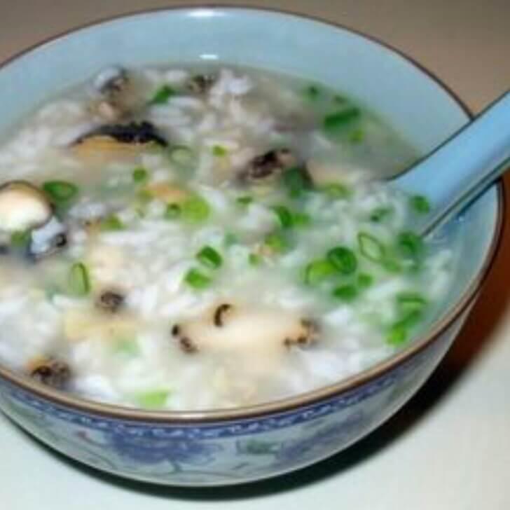 营养鲍鱼粥