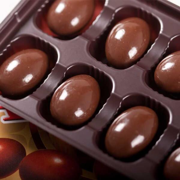 焦糖巧克力杏仁豆