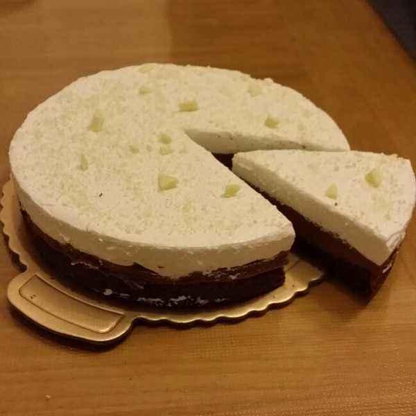 巧克力慕斯奶酪蛋糕