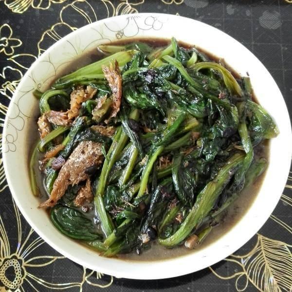 罐头口味的豆豉鱼