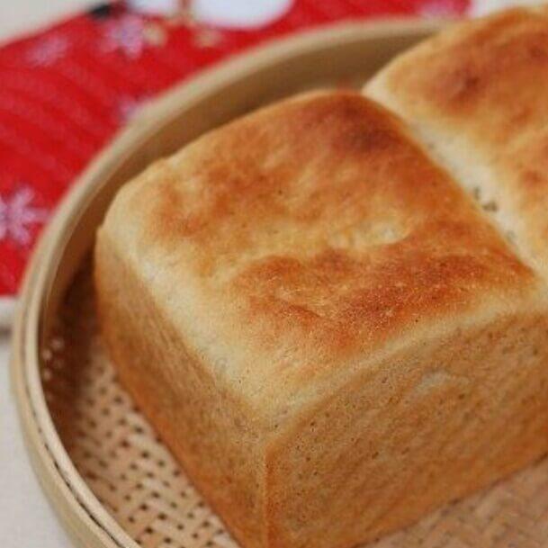 燕麦红豆吐司