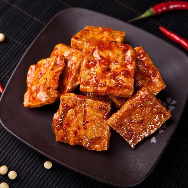 煎豆腐肉末小饼
