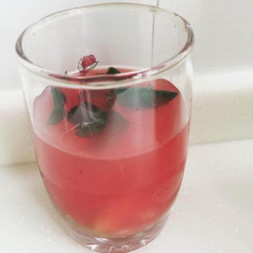 枇杷美酒西瓜杯