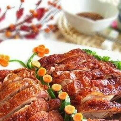 鸳鸯香酥鸭