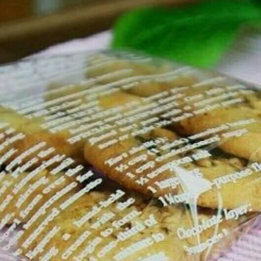 香浓的花生酱桃酥饼