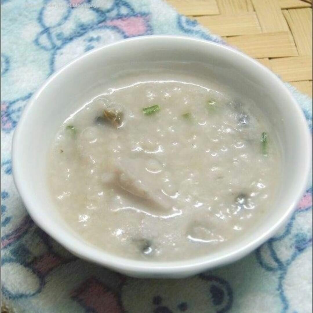 香芋螺肉粥