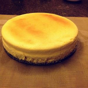 双层轻乳酪蛋糕