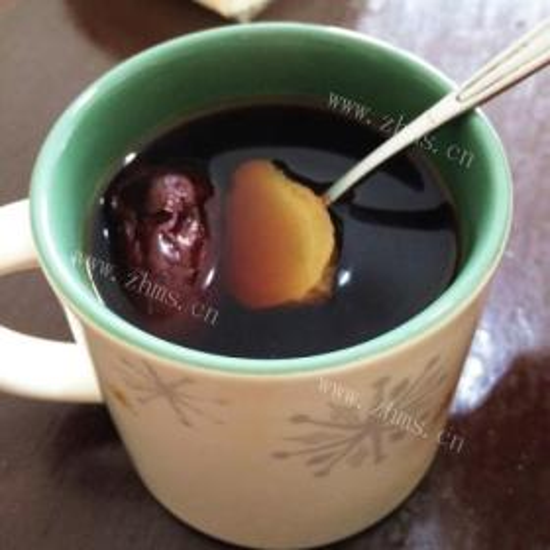 红枣生姜茶