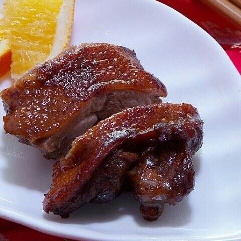 电饭锅巧做烧鸭