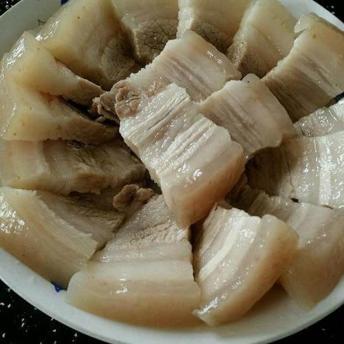京式白切肉